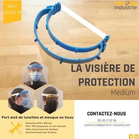 Visière de protection Medium