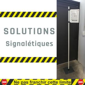 Solutions signalétiques